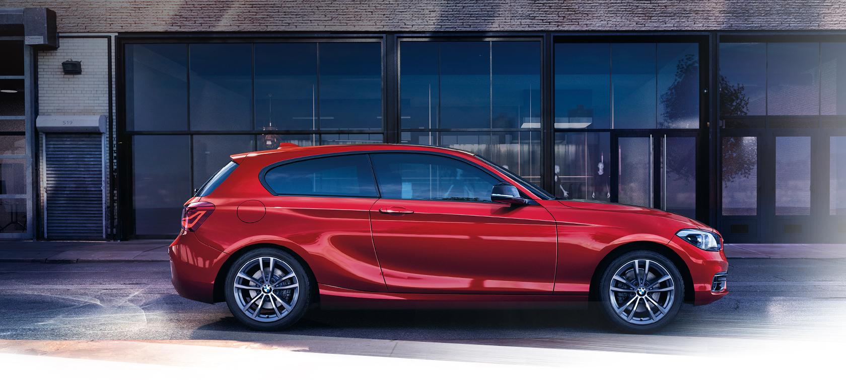 & BMW 1 Series 3-door : Design