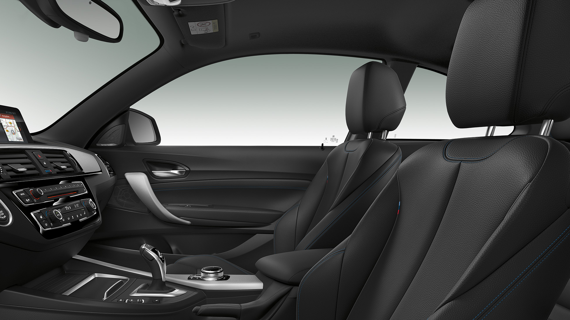 BMW 2 Series Coupé, Model M Sport interior