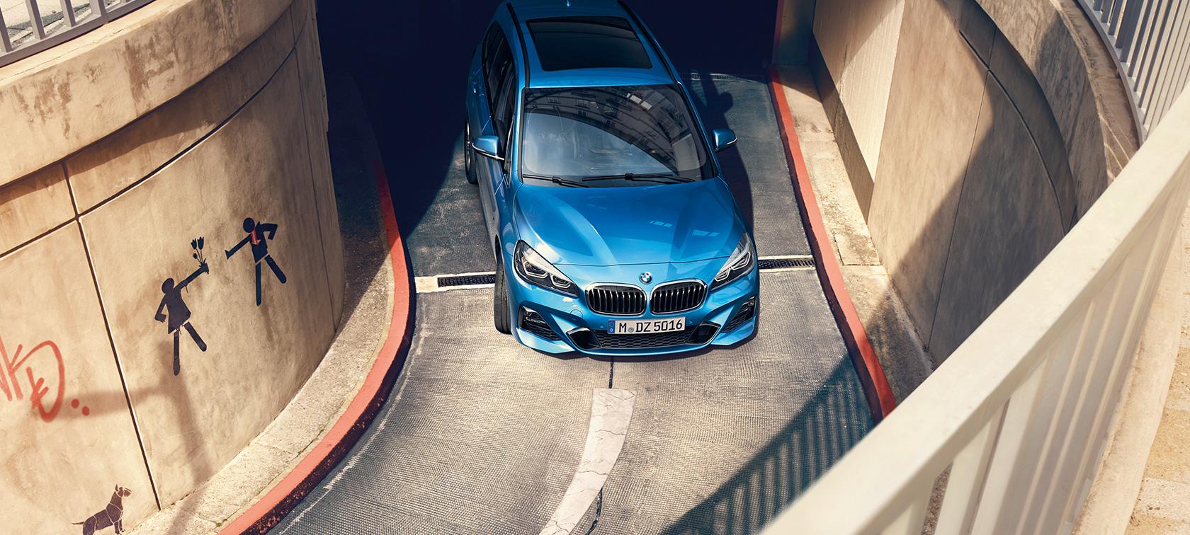 BMW 2/' Series F46 Gran Tourer Rear Light Cluster Driver Right