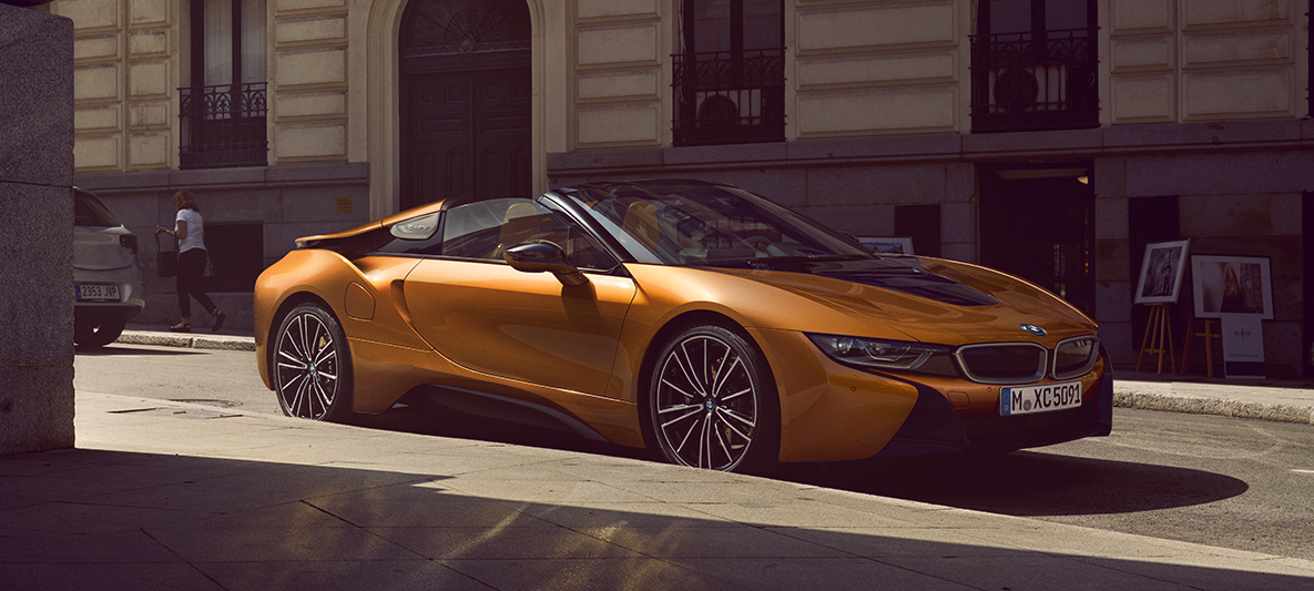 Bmw I8 Roadster The New Version Of The Plug In Hybrid